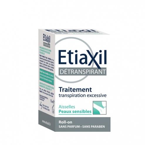 Etiaxil Excessive Sweating Treatment Sensitive Skins Anti Perspirant