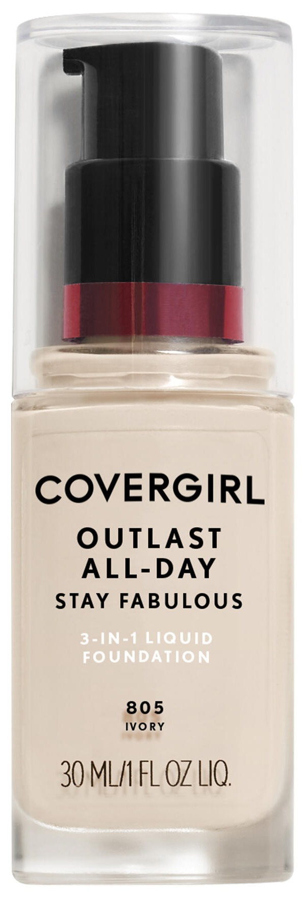 CoverGirl Outlast Stay All Day Fabulous Foundation