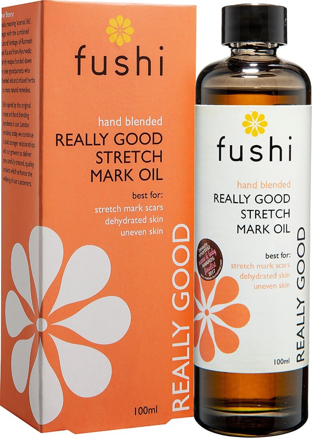 fushi Really Good Stretch Mark Oil