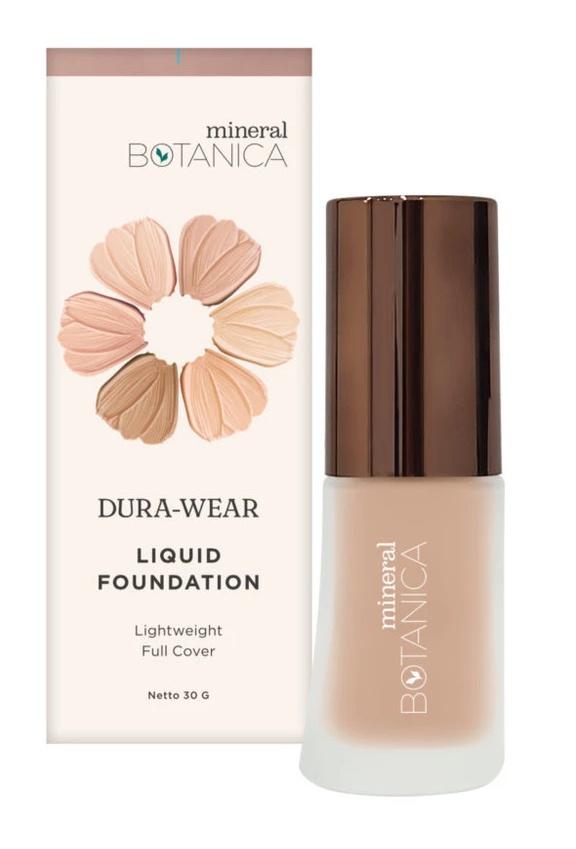 Mineral botanica Dura-Wear Liquid Foundation