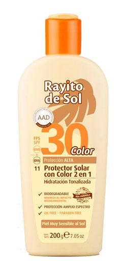 Rayito de Sol Tinted Sunscreen SPF30