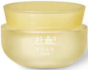 Hanyul Yuja Sleeping Mask