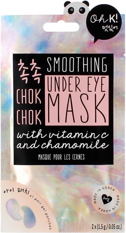 Oh K Chok Chok Smoothing Under Eye Mask