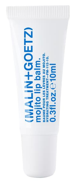 MALIN + GOETZ Mojito Lip Balm.