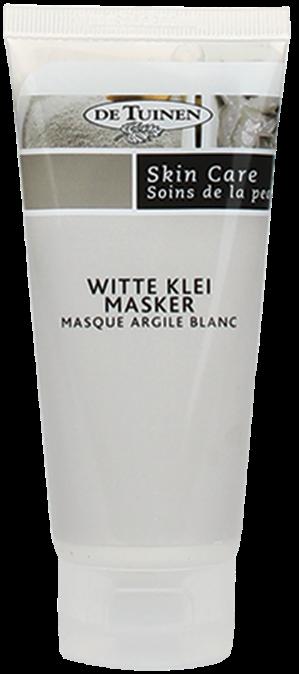 De Tuinen Witte Klei Masker