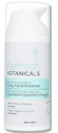 Refresh Botanicals Fragrance Free Daily Facial Moisturizer