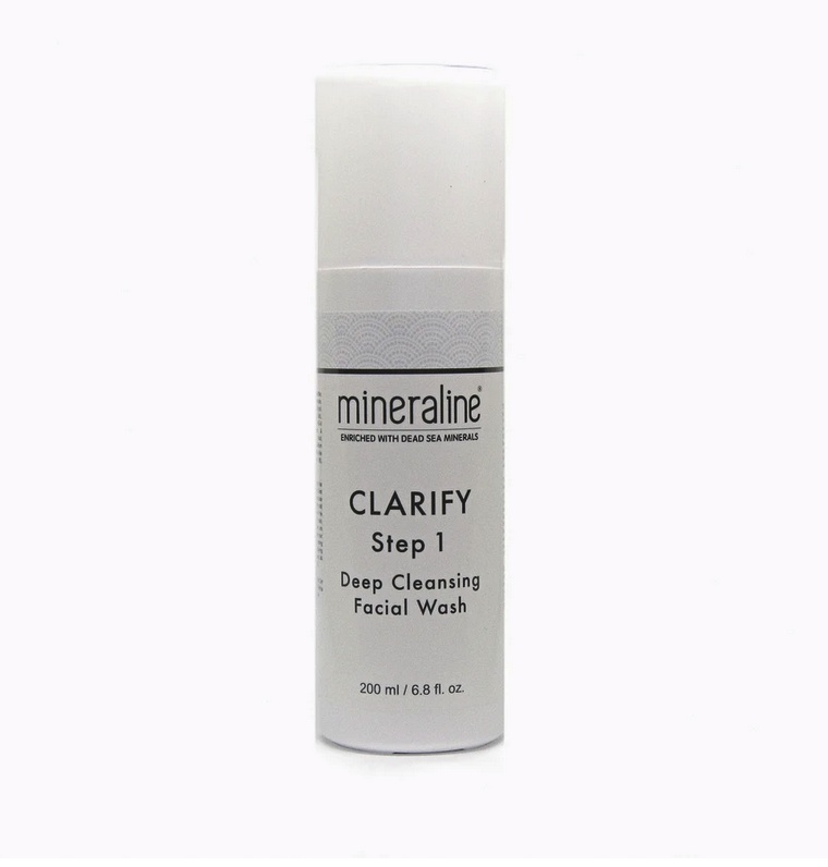 Mineraline Deep Cleansing Face Wash