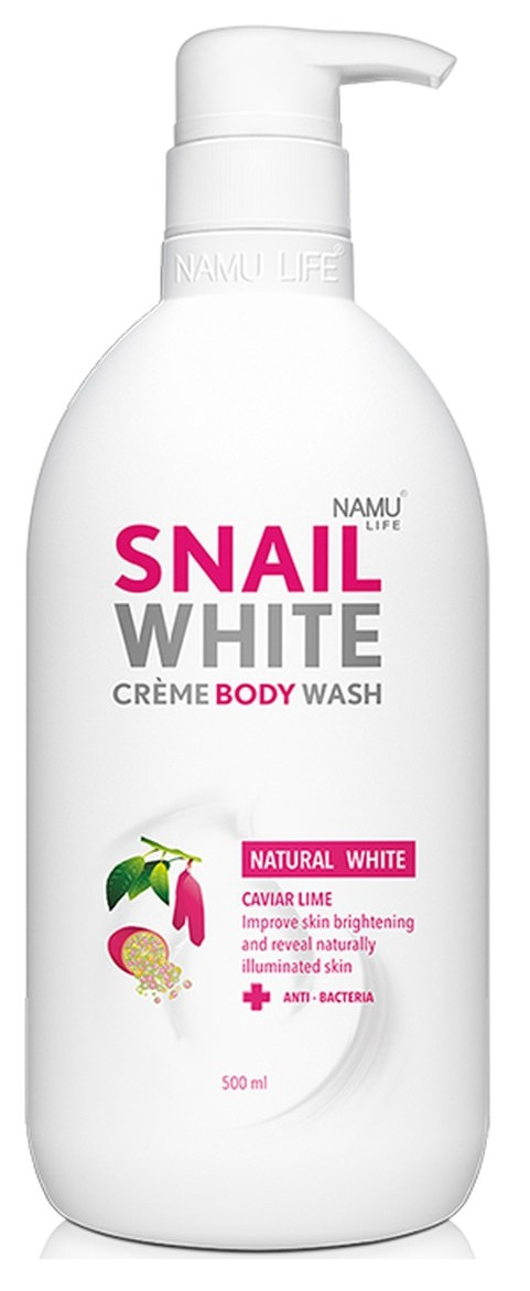 SNAILWHITE Body Wash