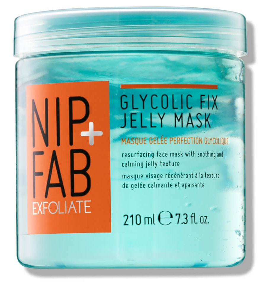 Nip+Fab Glycolic Jelly Mask