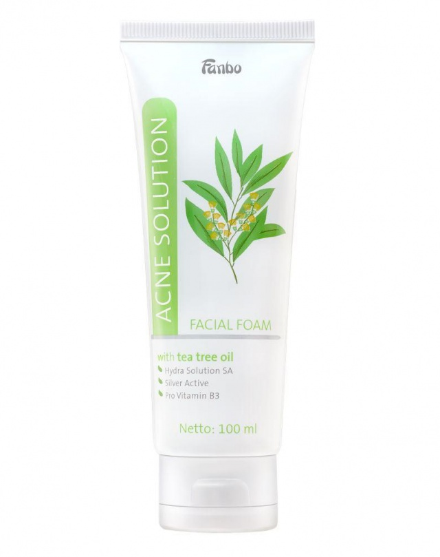Fanbo Acne Solution Face Wash