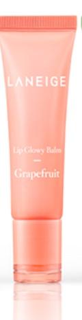 LANEIGE Lip Glowy Balm - Grapefruit