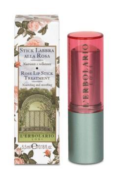 L'Erbolario Rose Lip Stick Treatment