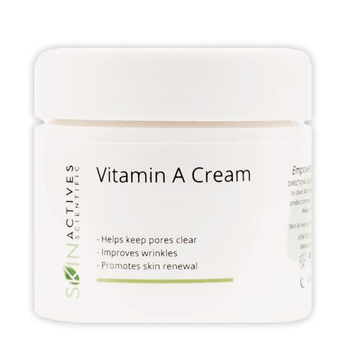 Skin Actives Vitamin A Cream