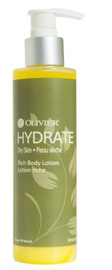 Olivier Soaps Hydrate Rich Body Lotion