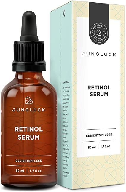 Junglück Retinol Serum
