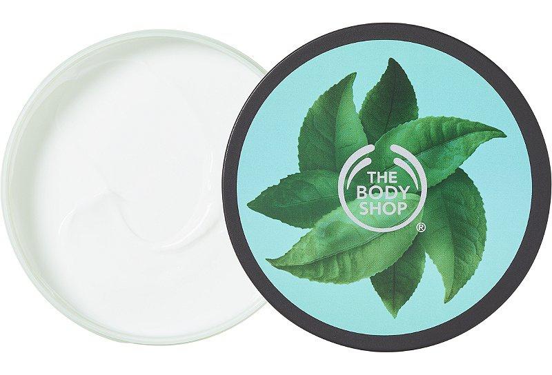 The Body Shop Fuji Green Tea Replenishing Body Butter