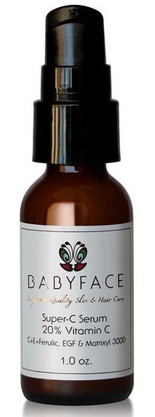 Babyface  Super C 20% Vitamin C Serum