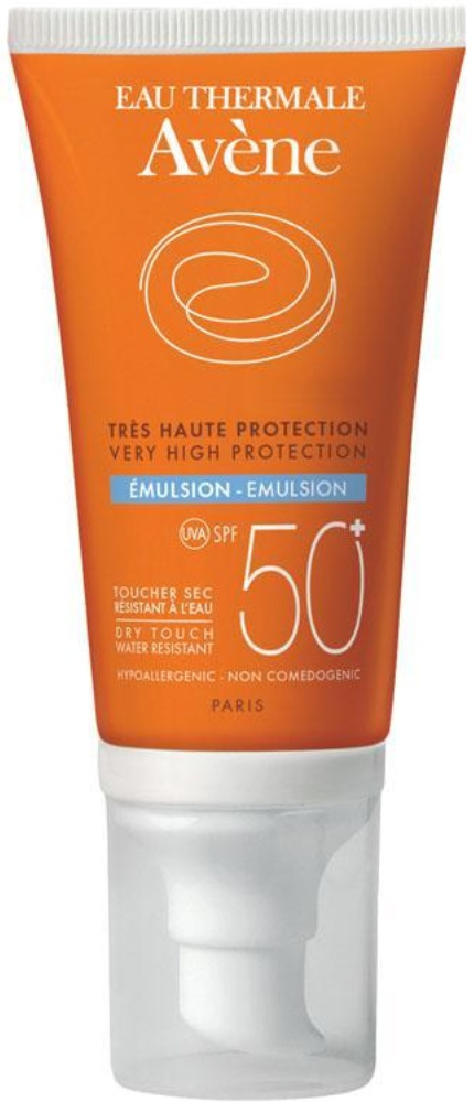 Avene Very High Protection Emulsion Spf 50+ Fragrance Free