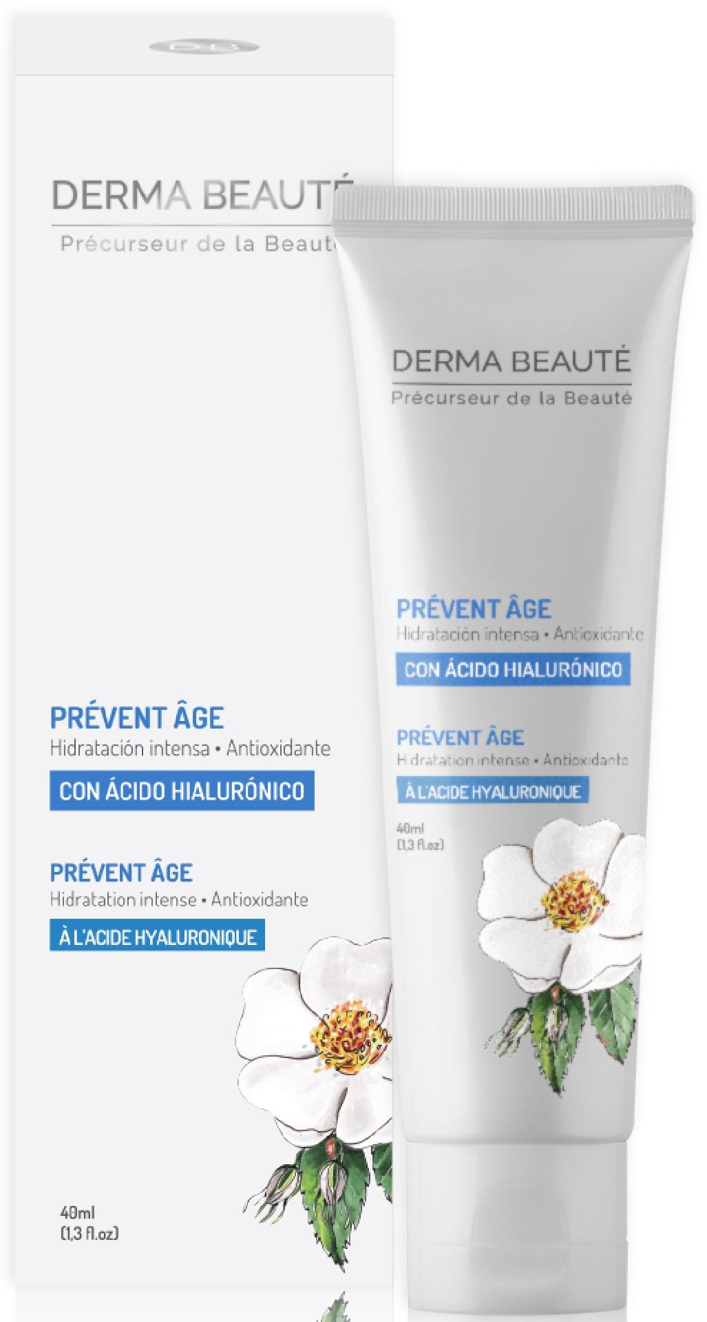 Derma Beauté Prevent Age Hyaluronic Acid Cream