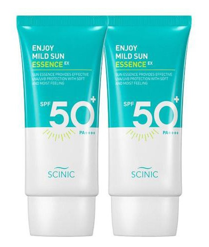Scinic Enjoy Mild Sun Essence Ex