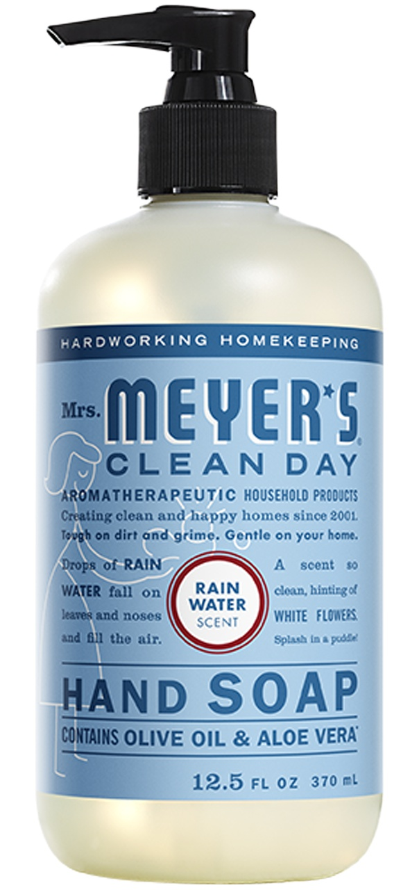 Mrs. Meyer's Clean Day Rainwater Hand Soap