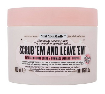 Soap & Glory Mist You Madly Scrub 'Em And Leave 'Em Body