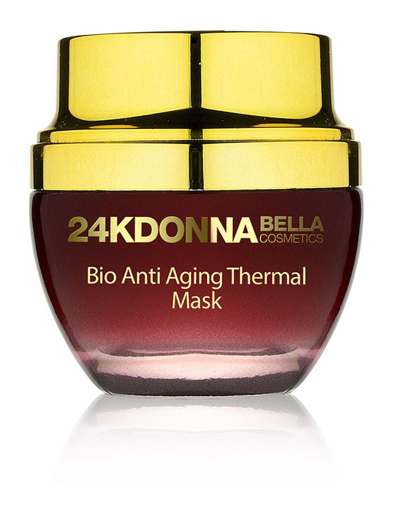 24K Donna Bella Bio Anti-Aging Thermal Mask