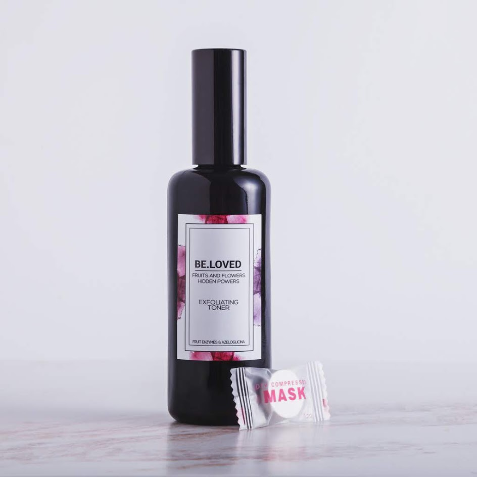 BE.LOVED Fruits&Flowers Hidden Powers Toner With Aha Acids