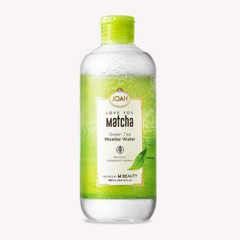 JOAH Love You Matcha Green Tea Micellar Water