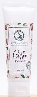 Utama Spice Face Mask Coffee