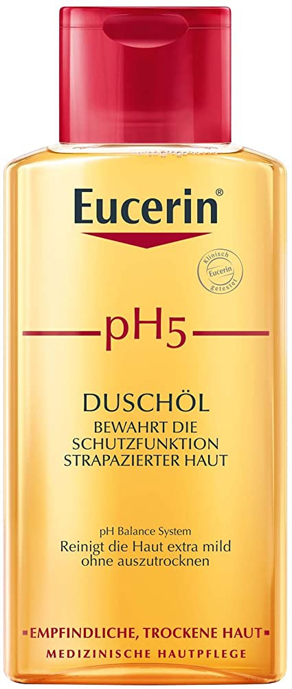 Eucerin Ph5 Shower Oil Unscented