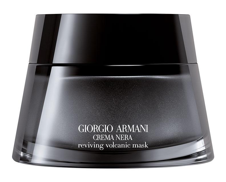 Giorgio Armani Crema Nera Reviving Volcanic Face Mask