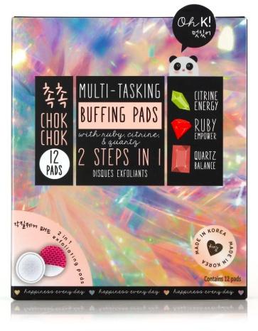 Oh K Chok Chok Multi-Tasking Buffing Pads