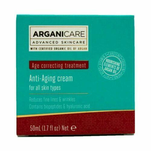 ARGANICARE Anti-Aging Cream