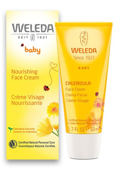 Weleda Calendula Face-Cream Natural-Organic