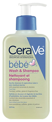CeraVe Baby Wash & Shampoo [CAN]