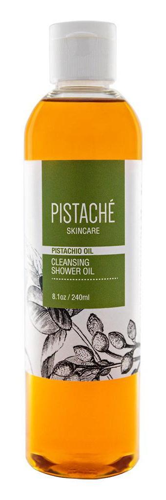 Pistache Cleansing Shower Oil
