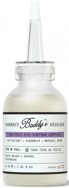 Boddy's Pharmacy Skincare Multiple Eye Contour Complex