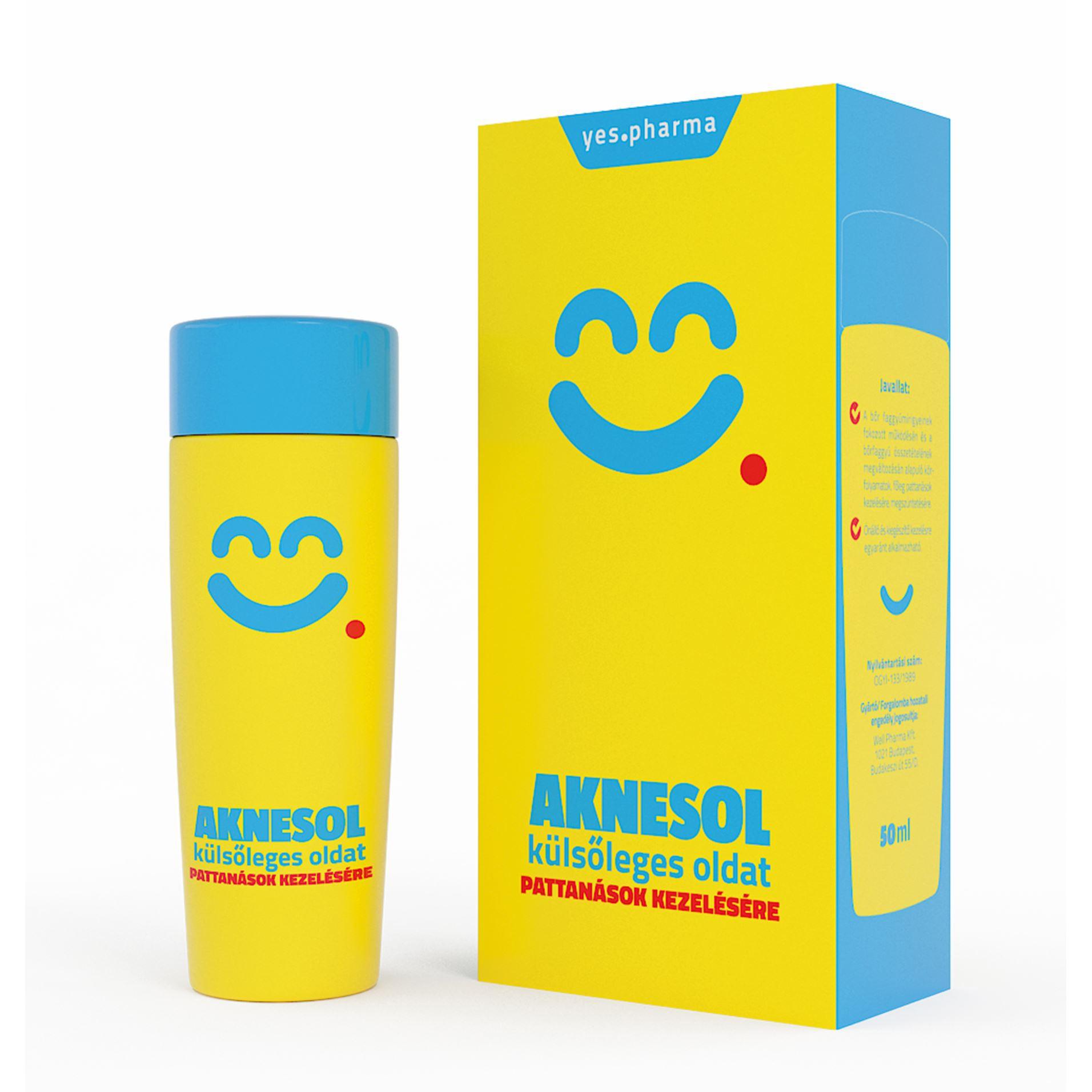 yes.pharma Aknesol