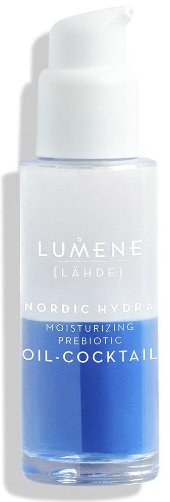 Lumene Nordic Hydra Lähde Moisturizing Prebiotic Oil-cocktail