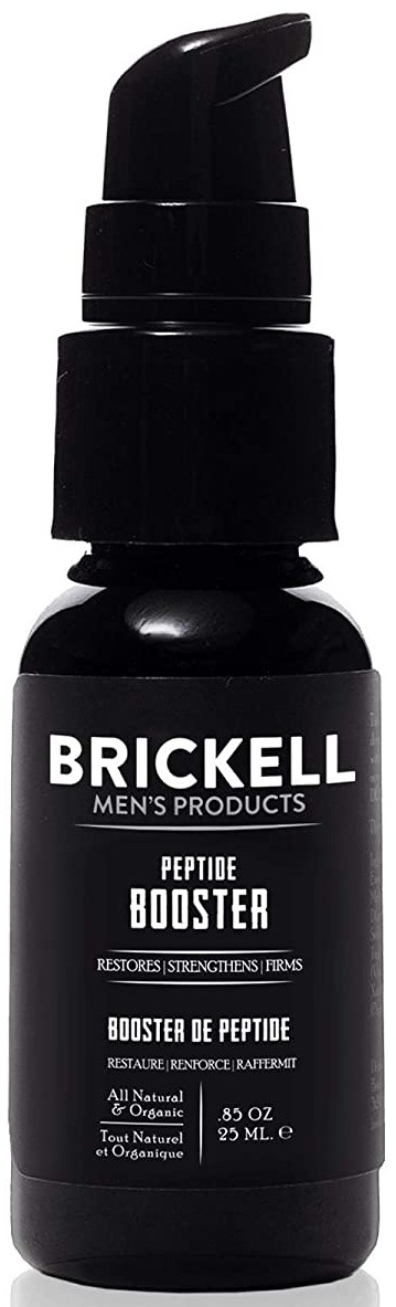 Brickell Men's Products Protein Peptides Booster For Men