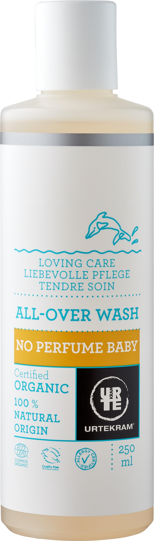 Urtekram No Perfume Baby All Over Wash
