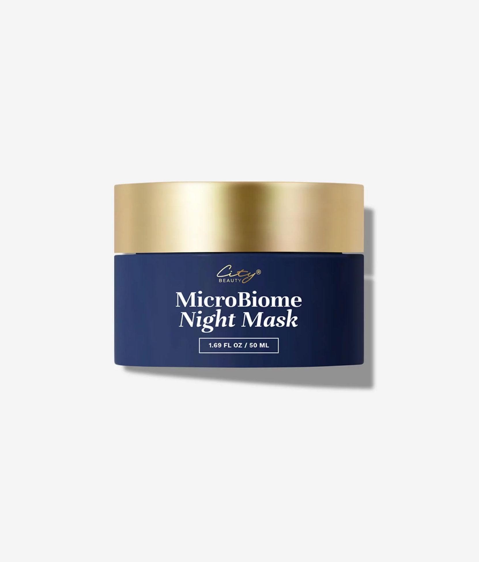 City Beauty Microbiome Night Mask