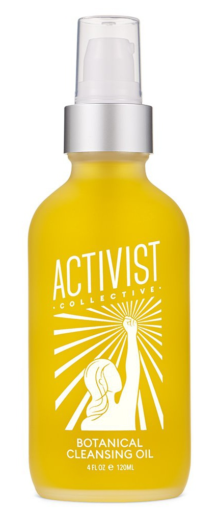 Activist Collective Botanical Cleansing Oil & Makeup Remover