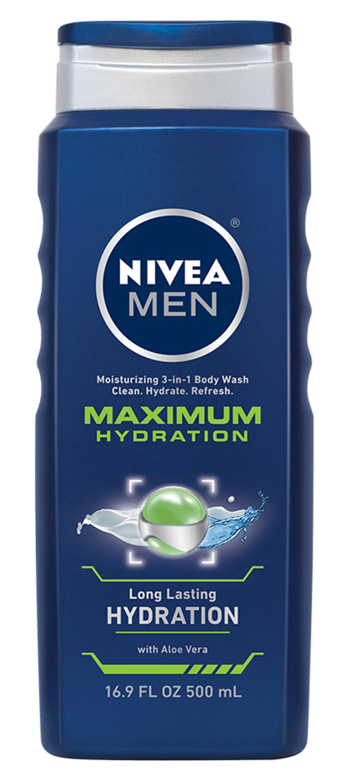 NIVEA MEN Maximum Hydration Body Wash