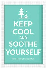 KEEP COOL Soothe Yourself Face Mask