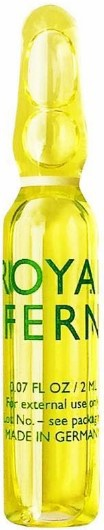 Royal Fern Phytoactive Anti-Oxidative Ampoules