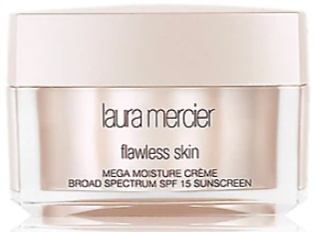 Laura Mercier Mega Moisture Crème Broad Spectrum SPF15 Sunscreen