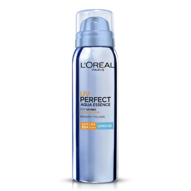 L'Oreal Uv Perfect Aqua Essence City Mist Spf50|Pa++++