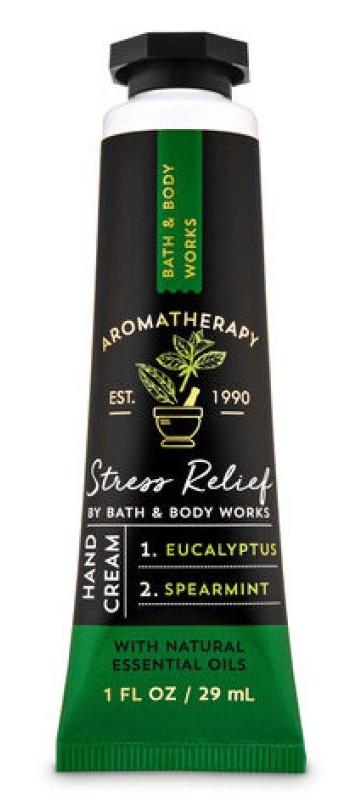 Bath & Body Works Eucalyptus Spearmint Hand Cream